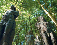Cass Sculpture Foundation: 2012 Advertising