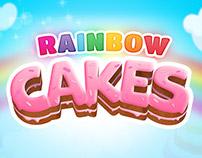 Rainbow Cakes Game