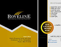 Company flyer design [Roveline]