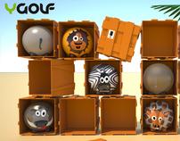 inesis safari balls