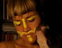 THE WARRIOR & HER DOG