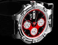 LIV Watch Design Concept