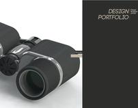 Binoculars (SolidWorks)
