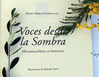Voces desde la Sombra - Ilustración editorial Neopatria