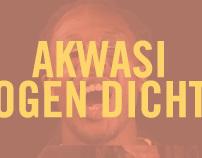 Akwasi - Ogen Dicht