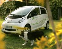 Europcar e Peugeot iOn