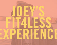 Joey's Fit4Less experience
