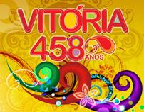 VITORIA 458 ANOS