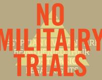 No Militairy Trials