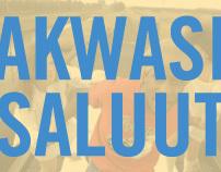 Akwasi - Saluut