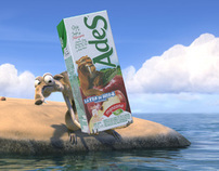 ADES - Back to school 2012 - Ice Age 4