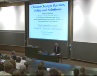 H.C. Ørsted Lecture, 12/6 2012