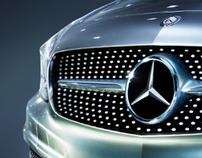 Mercedes Benz  |  A-Class