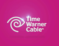 TIME WARNER - LOGO ANIMATION - INSTORE CONTENT
