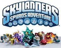 SKYLANDER: SPYRO'S ADVENTURE