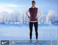 Nike interactive film
