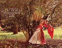 Banarasi weaves of Swati & Sunaina shot in Vancouver