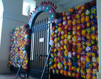 Installation Cuartel Ballaja, Old San Juan