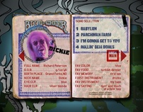 Blue Cheer DVD Menu