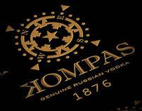 Barcelona Media Design / Vodka Label Branding