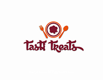 Tasti treats logo