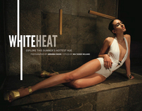 WHITE HEAT for Kenton Magazine