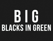 Blacks In Green