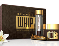 Beauty Whip Website