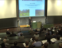 H.C. Ørsted Lecture at DTU, 1/11 2011: