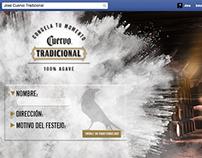 Apps Facebook Cuervo Tradicional