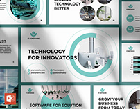 IT Software PowerPoint Presentation Template