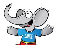Cartoon Tees - Bear & Elephant