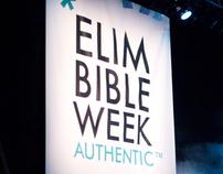Elim Bible Week 2012