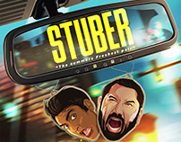 The Poster Posse x Stuber (Official)