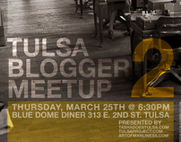 Tulsa Blogger Meetup 2