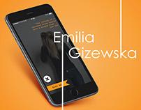 Personal App - Emiliapp