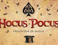 HOCUS POCUS, Expo de Magia