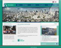 Benjamas Website