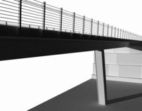 Concrete Design - San Diego Pedestrian Bridge