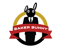 Baker Bunny Logo