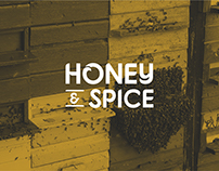Honey & Spice - Branding and Packaging Design