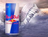 Red Bull - Retoque digital creativo