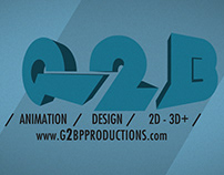 G2BProductions Demo Reel
