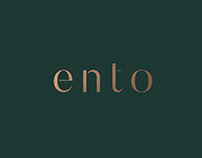 ento | Branding and Packaging
