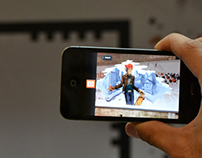 Orange Explorer - Virtual Graffiti Exhibition