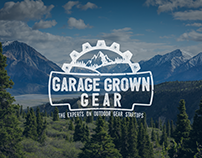 Garage Grown Gear - Logo