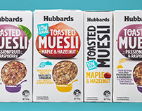 Hubbards Toasted Muesli