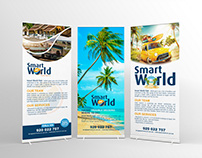Rollup Design - Smart World