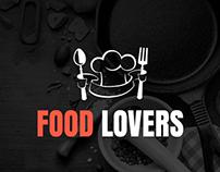 Food Lovers Mobile App
