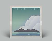 Powercut - Paradise EP (cover)
